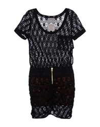 Heimstone Short Dresses Black
