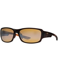 Maui Jim Sunglasses Bamboo Forestp Brown Bronze