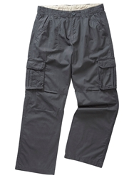 Tog 24 Rawley Cargo Trousers Storm Grey