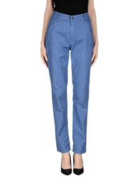Cimarron Trousers Casual Trousers Women Pastel Blue