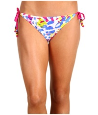 Reef Drama In The Jungle Tie Side Pant Multi Women's Swimwear