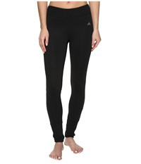 Adidas Climawarm Leggings Black Women's Casual Pants