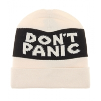 Marc By Marc Jacobs Don't Panic Wool Hat Tinted Pearl Multi