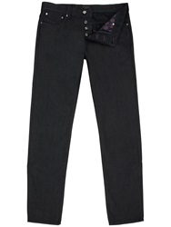 Ted Baker Sudd Straight Fit Jeans Black