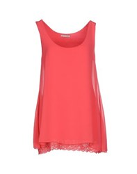 Hope Collection Topwear Tops Women Coral