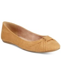 Styleandco. Style And Co. Audreyy Flats Only At Macy's Women's Shoes Dark Natural