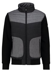 Bugatti Light Jacket Anthracite