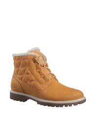 Helly Hansen Vega Faux Fur Lined Ankle Boots Natural