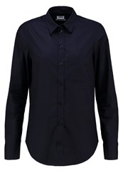 Filippa K Classic Shirt Navy Dark Blue