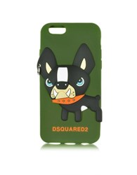 Dsquared Military Green Silicon Iphone 6 Cover