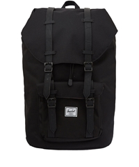 Herschel Black Little American Backpack