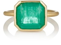 Irene Neuwirth Women's Colombian Emerald Ring No Color