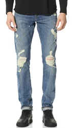 3X1 M3 Slim Straight Fit Jeans Allman