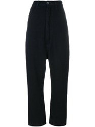 Maison Martin Margiela Mm6 Five Pocket Trousers Blue