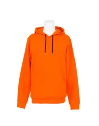 Les Artists Hoodie Dream Team Orange