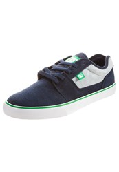 Dc Shoes Tonik Trainers Navy Grey Dark Blue