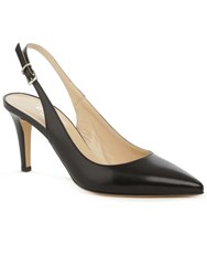 Daniel Summersville Slingback Court Shoes Black