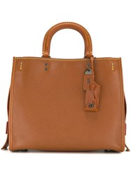 Coach 'Rouge' Tote Brown