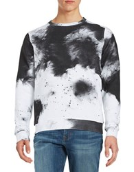Wesc Galaxy Pullover Sweater White
