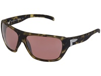 Smith Optics Chief Techlite Polarized Matte Tortoise Polarchromic Ignitor Lens Sport Sunglasses Brown