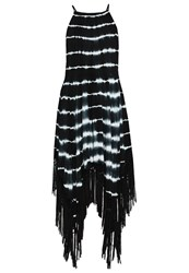 Superdry Ibiza Beach Maxi Dress Black