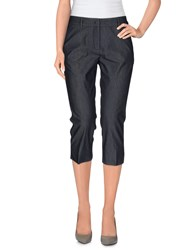 Peserico Sign Trousers 3 4 Length Trousers Women Grey