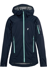 Peak Performance Aneto Stretch Shell Hooded Jacket