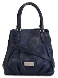 Marc By Marc Jacobs 'New Q Fran' Tote Blue