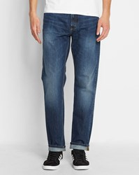 Carhartt Faded Blue Texas Hanford Tapered Fit Jeans
