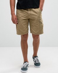 Element Printed Cargo Shorts Green