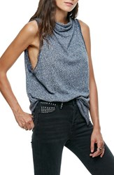 Free People Women's Madrid Cowl Neck Tank