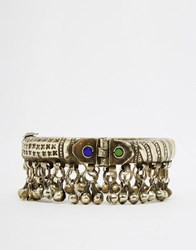 Rock 'N' Rose Rock N Rose Leonie Decorative Arm Cuff Silver