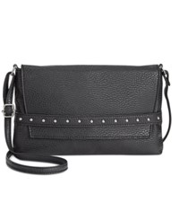 Styleandco. Style Co. Shaunee Flap Crossbody Only At Macy's Black