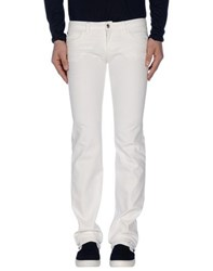 Cnc Costume National C'n'c' Costume National Trousers Casual Trousers Men White
