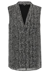 More And More Vest Black