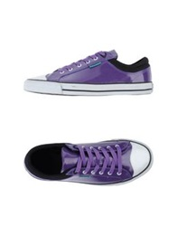Forfex Low Tops And Trainers Purple