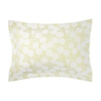 Yves Delorme Vegetal Honey Pillowcase 50X75cm