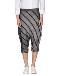 Lost And Found Lost And Found Trousers Bermuda Shorts Men Lead