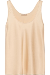 Michael Kors Hammered Satin Tank
