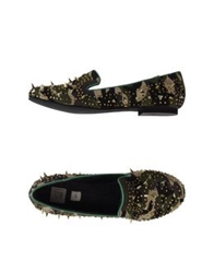 Colors Of California Moccasins Military Green