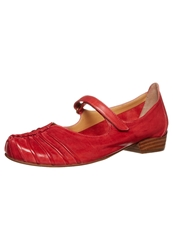 Everybody Ballet Pumps Fiamma Red