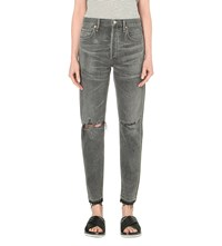 Citizens Of Humanity Liya Tapered High Rise Jeans Extreme