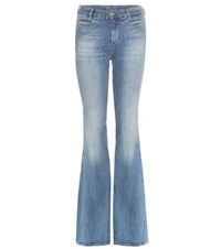 M.I.H Jeans The Marrakesh Flared Jeans Blue