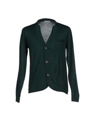 Officina 36 Cardigans Dark Green