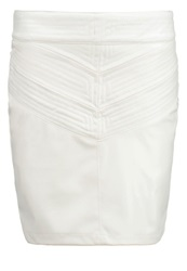 Guess Vienna Mini Skirt Blanc Off White