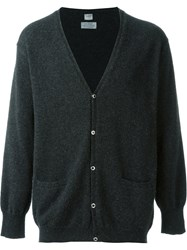 E. Tautz 'Jimmy' Cardigan Grey