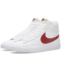 Nike Blazer Mid Top Retro White