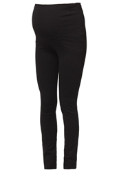 Bellybutton Elset Leggings Stretch Limo Black