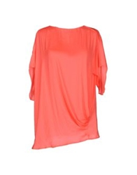 Anne Valerie Hash Blouses Coral