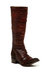 Freebird Logan Strappy Boot Brown